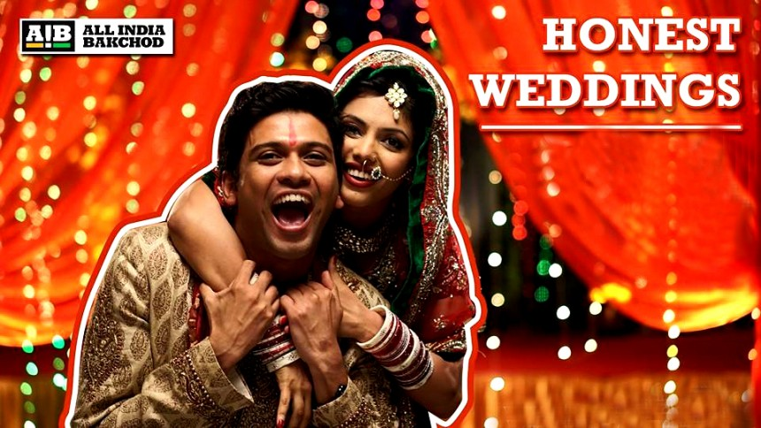 AIB's Craziest Offering Ever: This Wedding Video Will Redefine ...