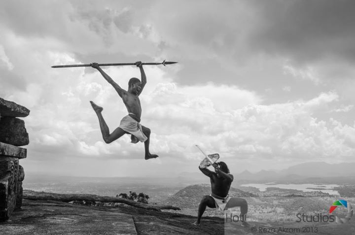 In Pics: Angampora, Sri Lanka's Traditional Martial Art Form