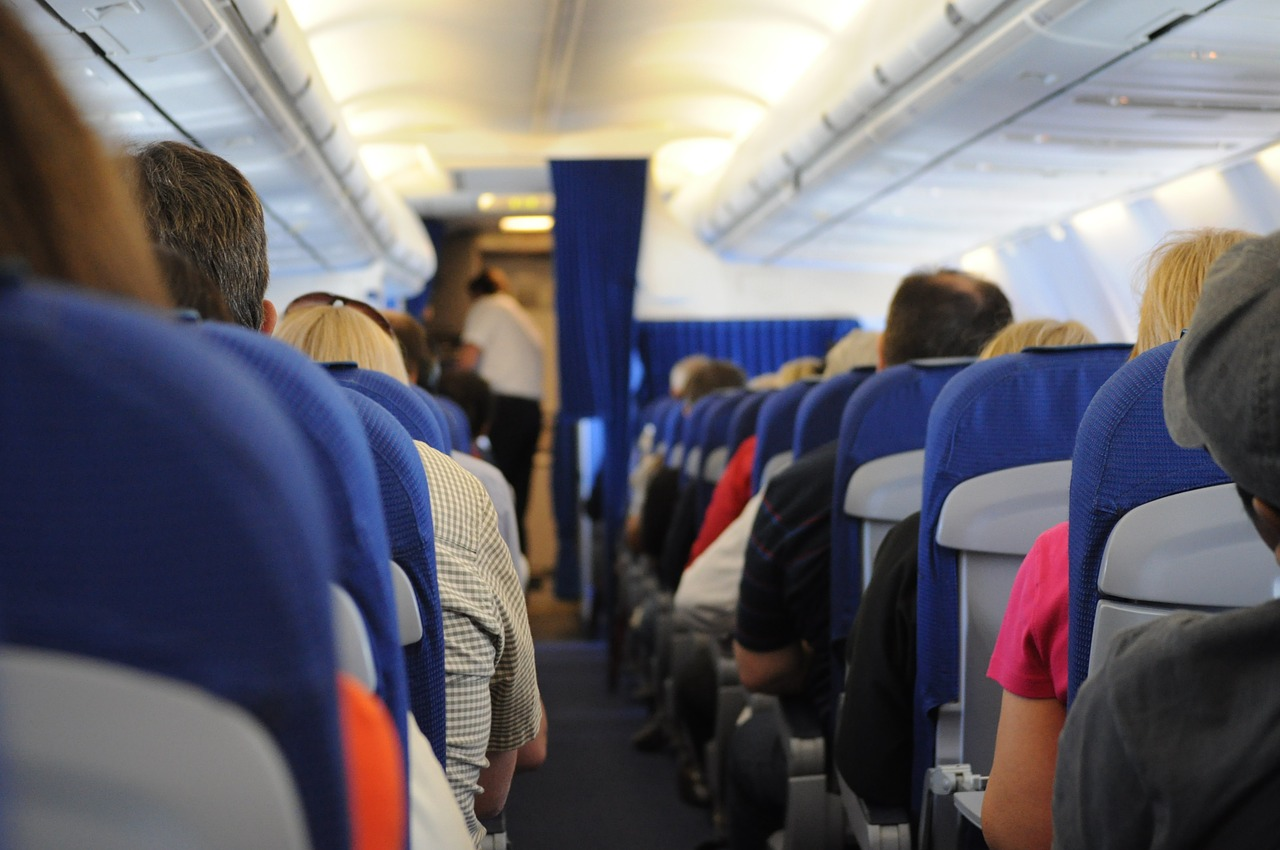 10 Common Yet Annoying In-Flight Habits