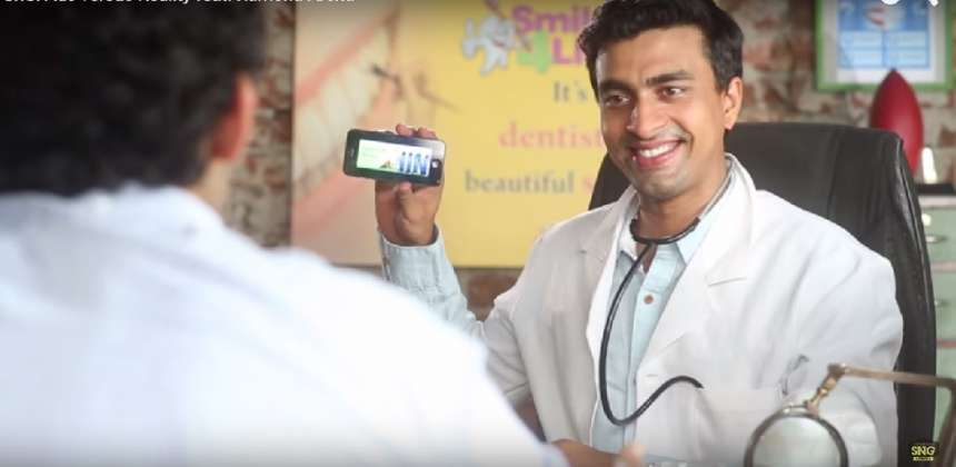 Watch What Will Happen If Indian Ads Were Reality