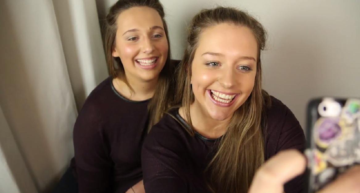 Doppelganger Or Twin Sister: Girl Meets Stranger Who Shares The Same Face