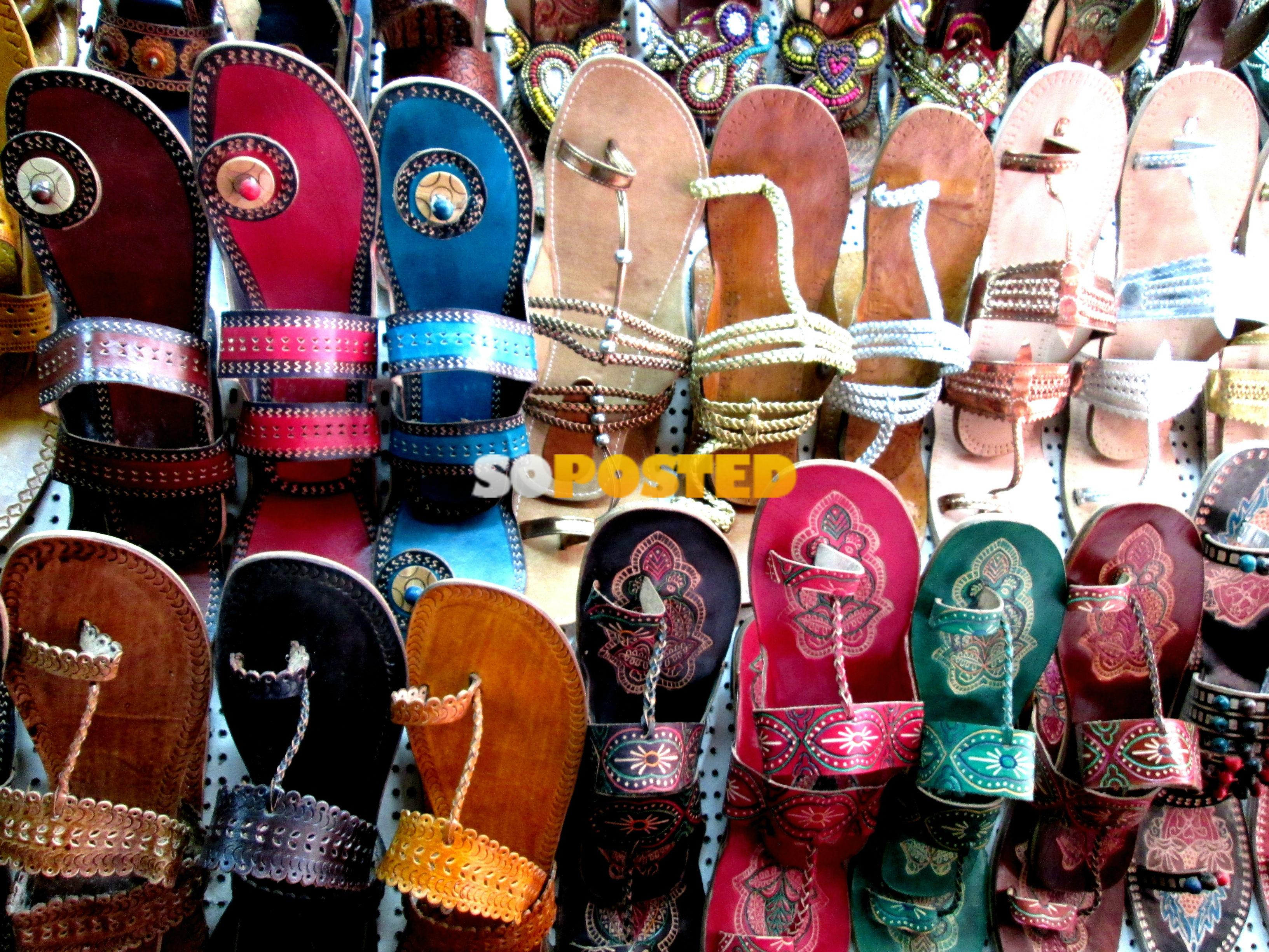 Festive Special: Fabulous Footwear To Flaunt
