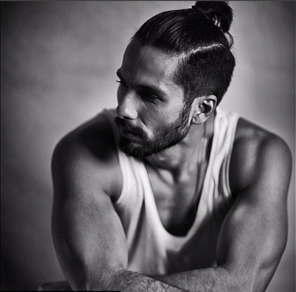 Stars Who Pulled Off The Hottest Man Buns