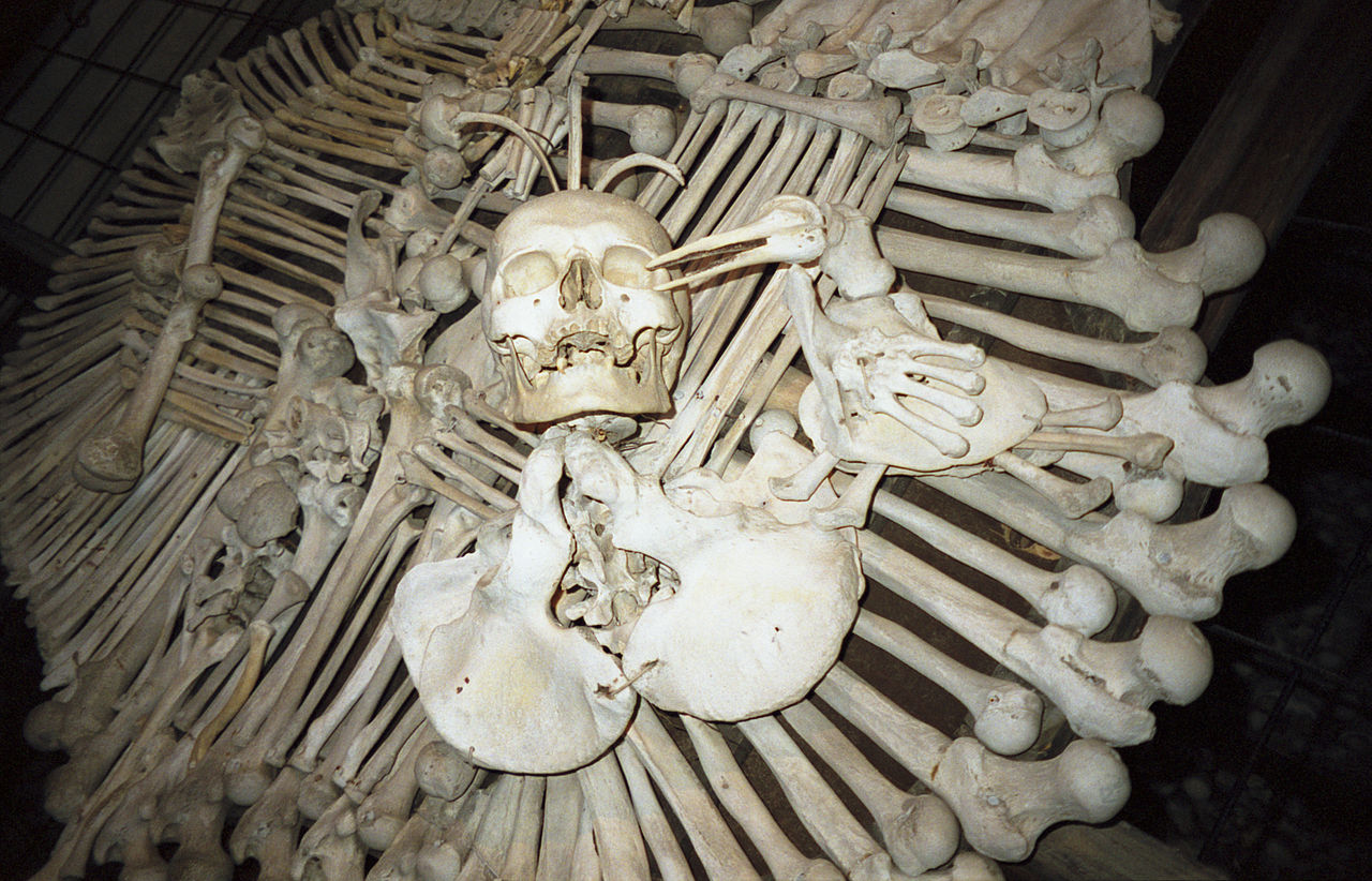 Sedlec Ossuary – The Creepiest Chapel With The Most Shocking Bone Decor