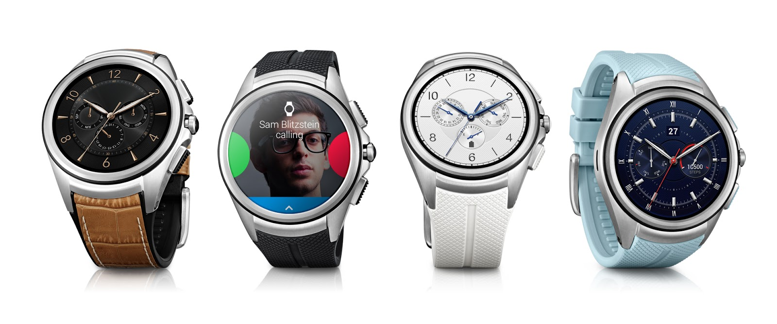 Latest Android Wear Smartwatches Can Go Online Without Smartphone