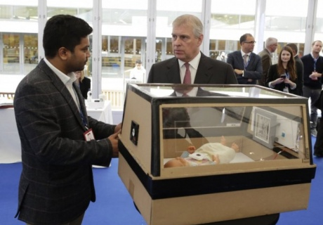 Indian Student Invents Low-Cost Incubator That Can Save Premature Babies