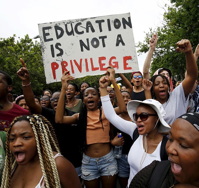 This South African University Rewards Scholarship To 'Virgin' Women