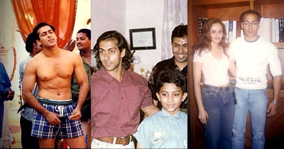 9 Never-Seen-Before Photos Of Salman Khan That Will Make You Look At Them Again