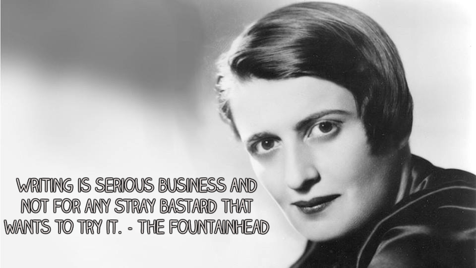 30 Ayn Rand Quotes From 3 Best Of Her Works