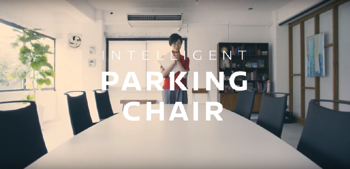 Nissan Builds Intelligent Self-Parking CHAIRS