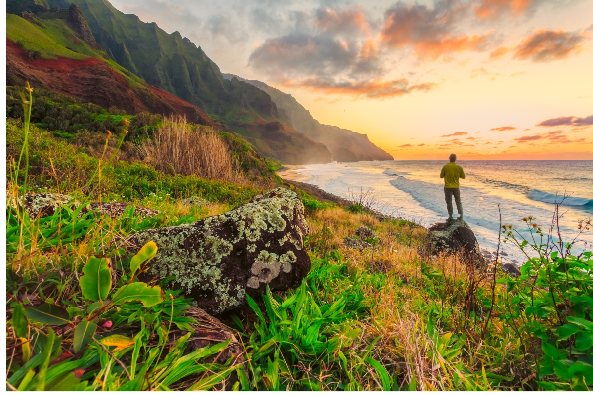 These 20 Men In Nature Images Will Instantly Inspire You To Take A Vacation