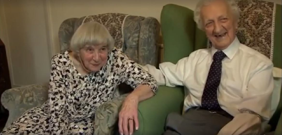 Separated By WW2, Star-Crossed Lovers To Marry After 70 Years