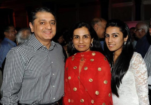 Chanda Kochhar's letter to her daughter Aarti is inspirational and insightful for ...