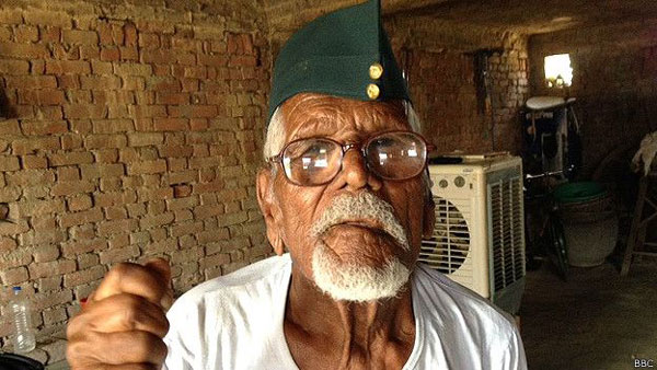Netaji Subhash Chandra Bose's aid becomes oldest human alive at 116 yrs?