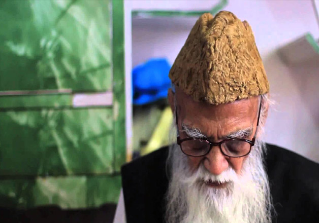 Meet Naseem Mirza Changezi, The 106 Year Old Freedom Fighter Who Served Shaheed Bhagat ...