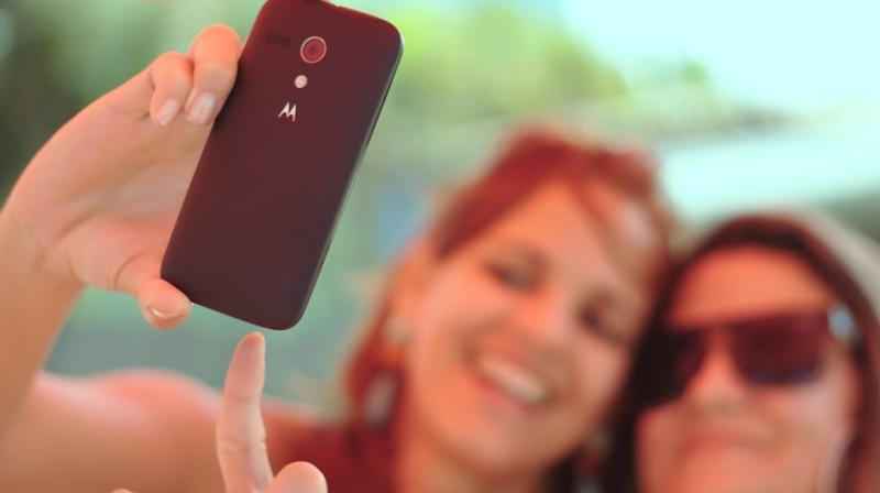 Clicking a selfie in this state can land you in 'jail'