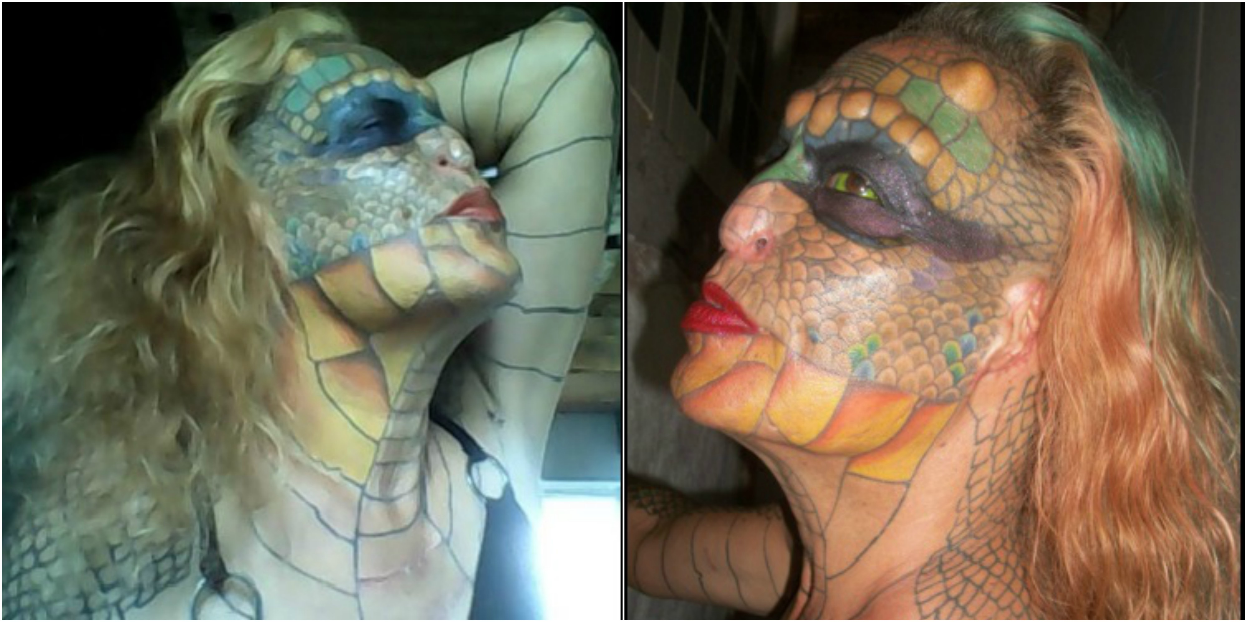 WTF: Transgender Woman Gets Her Nose And Ears Removed To Become 'Dragon Lady'