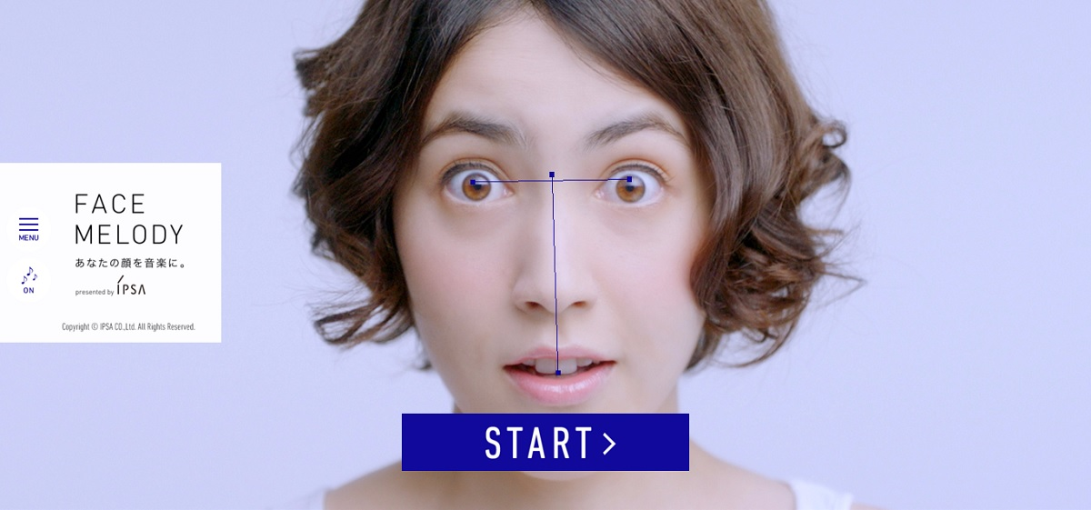 This Website Creates Trippy Music Video By Scanning Your Face