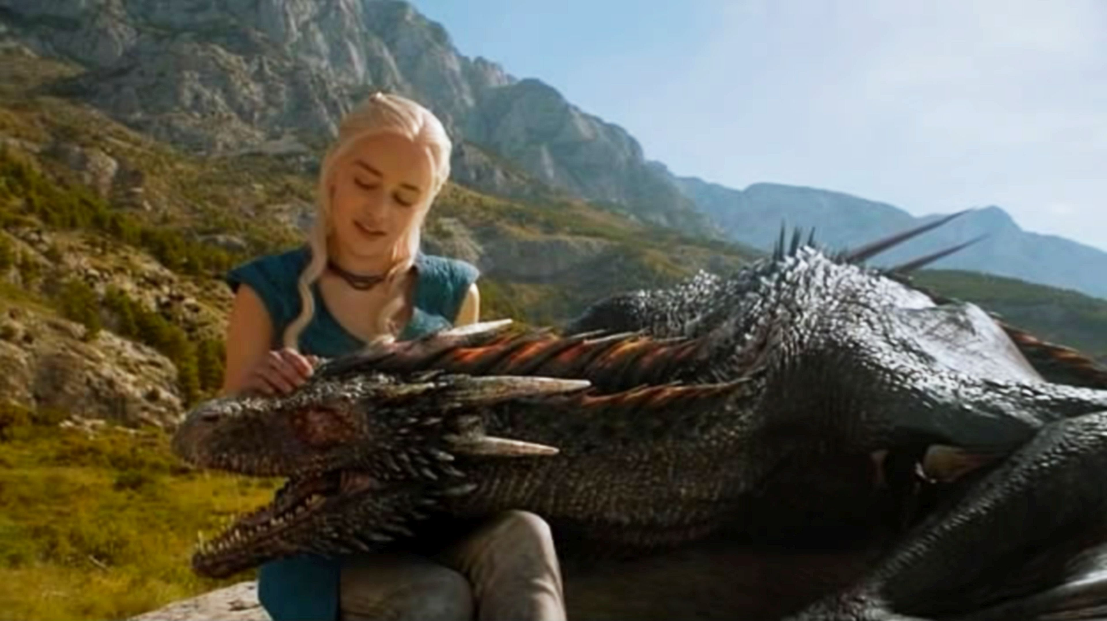 Indians Are Everywhere: This Mumbai Firm Created Khaleesi's Dragons in Game Of Thrones