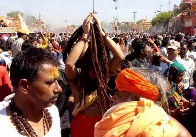 'They are sadhus and are beautiful': How 'Kinnar Akhada' has gained ...