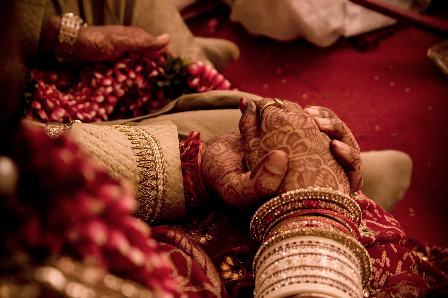 Women walk out on 'dark grooms', call off marriage at last minute