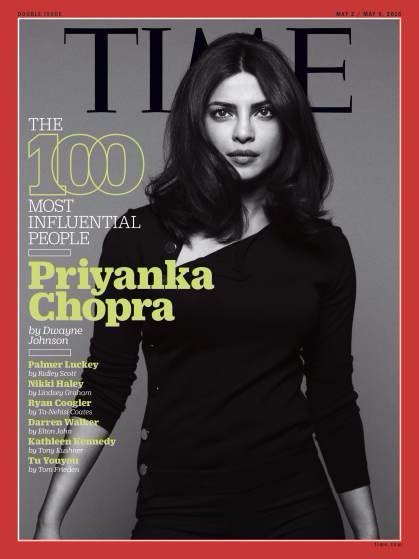 Priyanka Chopra Not First. These Indians Too Have Featured On TIME's Cover
