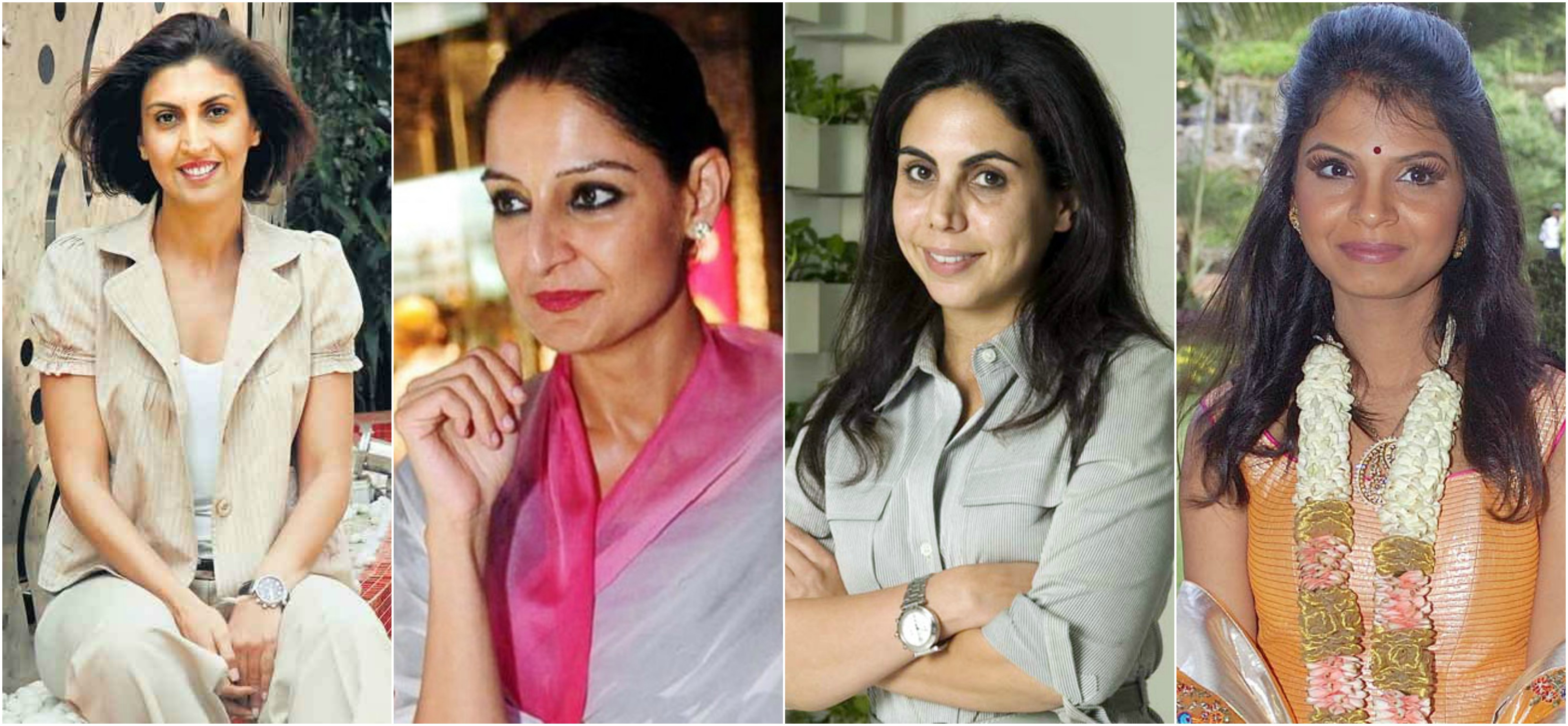 8 Indian Billionaire Daughters Changing The Game Of Their Business Empires