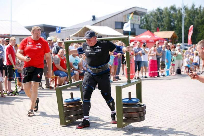 Strongman World Cup