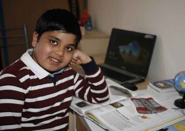 Genius in the making? 10-year-old Indian origin boy has IQ higher than Einstein