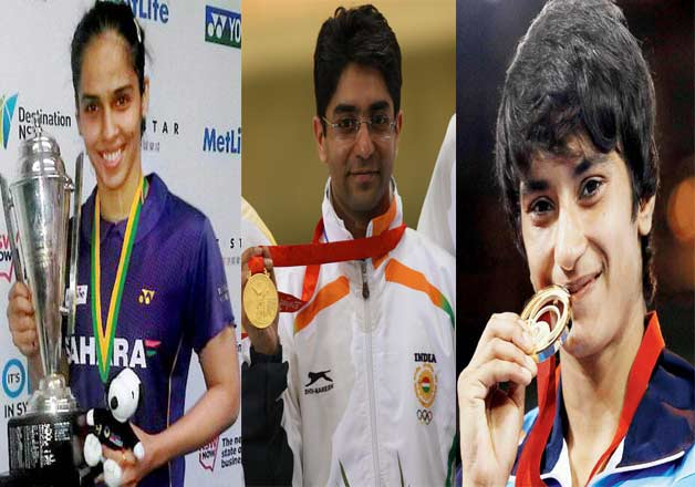 Meet India's top medal-winning hopefuls at the 2016 Rio Olympics