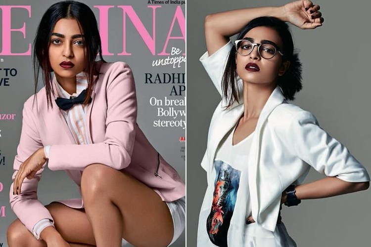 Hot and Beautiful: Radhika Apte Sizzles in Recent Femina Photo Shoot