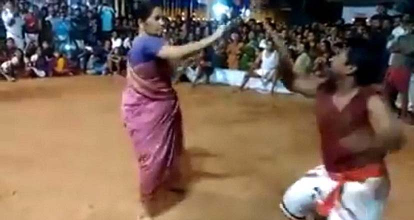 This 76-year-old grandmother stuns audiences with incredible martial arts performance