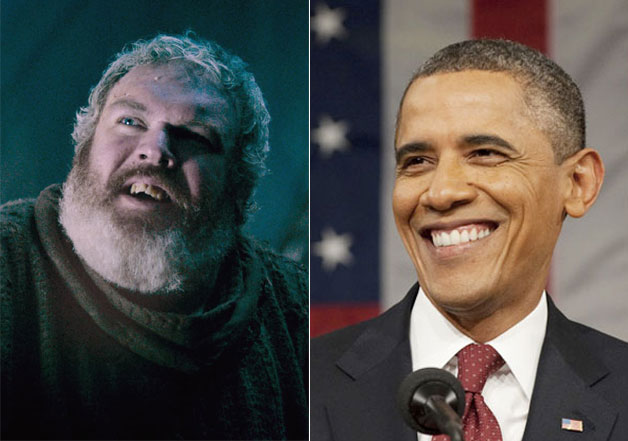 Watch: When President Obama tried naming dead 'Game of Thrones' characters