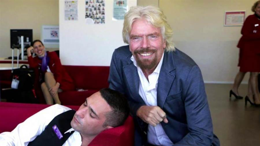 Best Boss Ever: Business Tycoon's Reaction When He Caught Employee Sleeping At Work ...