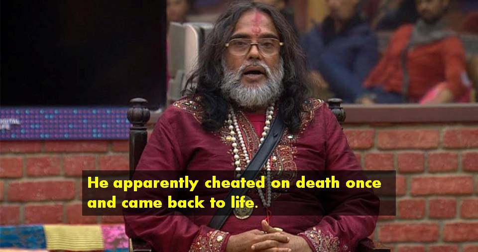 5 Statements Made By Swami Om On Bigg Boss 10 That Are Beyond Reasoning