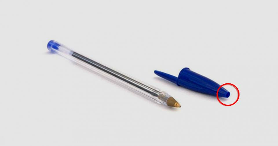 This Small Change In A Ballpoint Pen Saved The Lives Of Hundreds Of Children