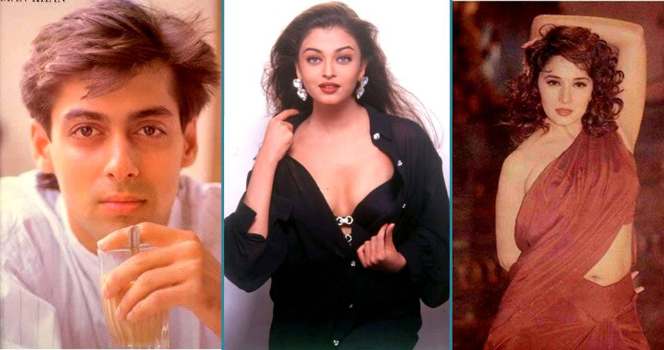 12 Photos Of Bollywood Actors From Their Modelling Days That'll Make You Go ...