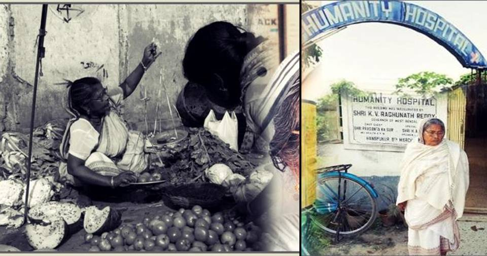 This Woman Sold Vegetables All Her Life To Fulfil Her Dream Of Building A Hospital