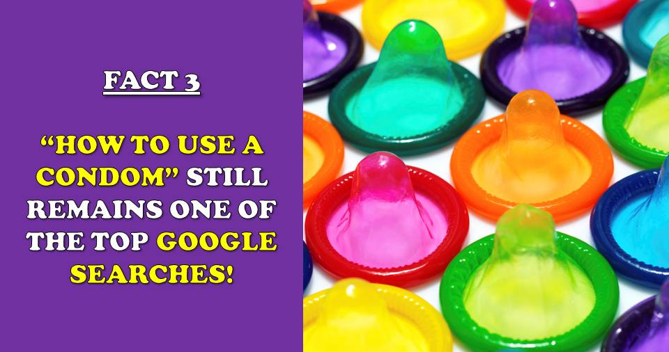 8 Amazing Facts About Condoms That Will Stun, Surprise and Shock You!!